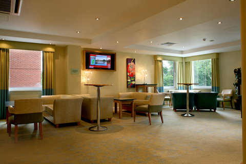 Crowne Plaza DUBLIN - NORTHWOOD - The bright and spacious pre-function area