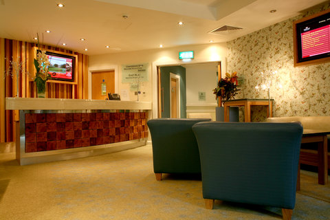 Crowne Plaza DUBLIN - NORTHWOOD - A beautiful and comfortable reception area