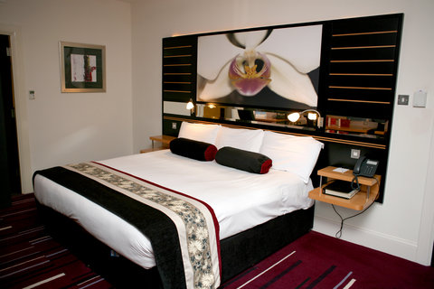 Crowne Plaza DUBLIN - NORTHWOOD - The relaxing and spacious executive room