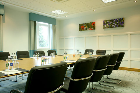 Crowne Plaza DUBLIN - NORTHWOOD - A spacious break-out room for meeting with clients and collegues