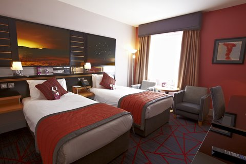 Crowne Plaza DUBLIN - NORTHWOOD - The beautiful and spacious executive twin bed