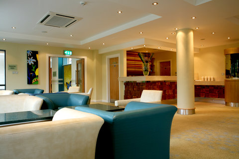 Crowne Plaza DUBLIN - NORTHWOOD - The big and beautiful pre-function area