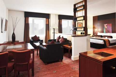 Crowne Plaza DUBLIN - NORTHWOOD - The very spacious and comfortable Presidential Suite