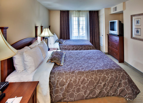 Staybridge Suites DAVENPORT - Double Bed Guest Room