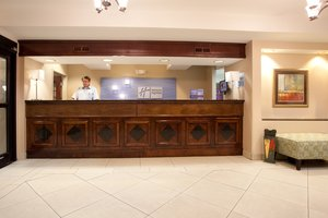 Lobby - Holiday Inn Express Hotel & Suites Murrells Inlet