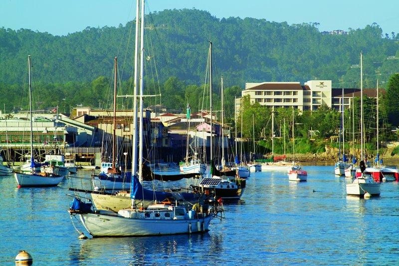 Portola Hotel Spa In Monterey Ca 93940 Citysearch