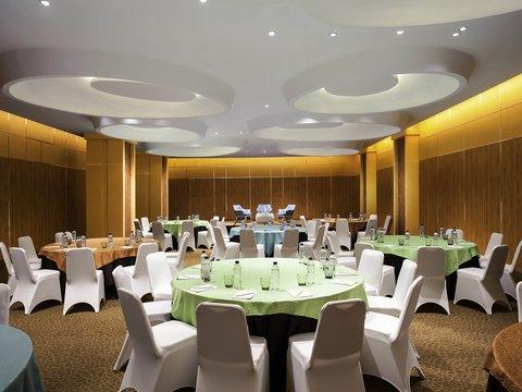 ibis Styles Surabaya Jemursari - Meeting Room