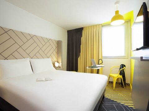 Hotel Paris Massena Olympiades (ibis styles en septembre 2014) - Guest Room