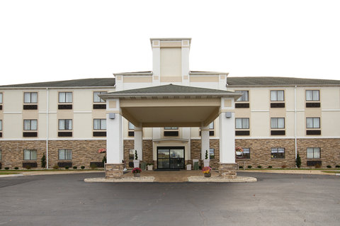 Holiday Inn Express ADRIAN - View of Hotel