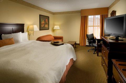 Hampton Inn Waco - King Accessible Room