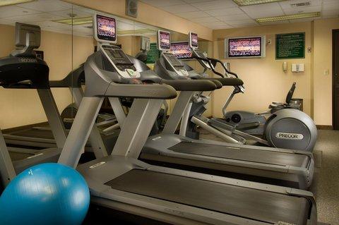 Hampton Inn Waco - Fitness Center