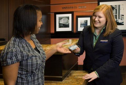 Hampton Inn Waco - Guest Services