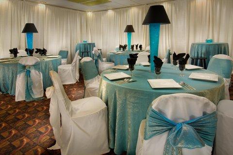 Hampton Inn Waco - Banquet Set-Up