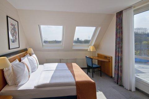 米特假日酒店 - King Bed Guest Room