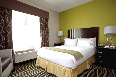 Holiday Inn Express ADRIAN - Single Queen Bed