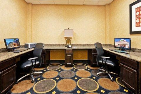 Holiday Inn Express Hotel & Suites Clovis - Business Center
