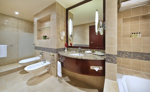 InterContinental AQABA (RESORT AQABA) - Guest Bathroom