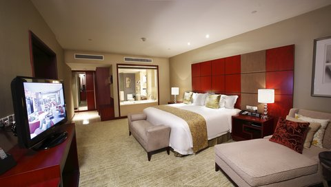 Crowne Plaza GUANGZHOU SCIENCE CITY - Single Bed Guest Room