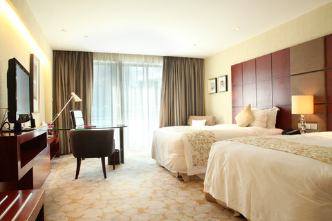 Crowne Plaza GUANGZHOU SCIENCE CITY - Double Bed Guest Room