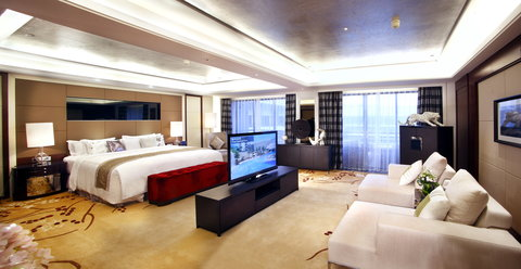 Crowne Plaza GUANGZHOU SCIENCE CITY - Presidential Suite