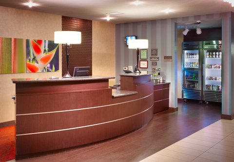 Residence Inn San Diego North/San Marcos - Front Desk