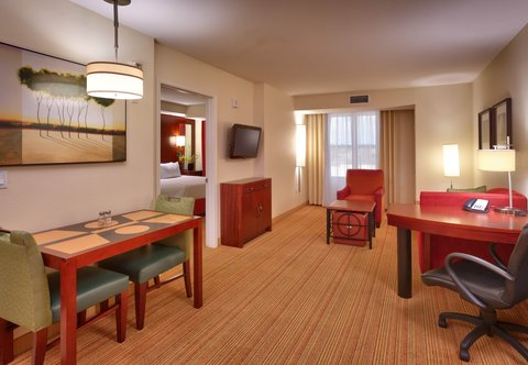 Residence Inn San Diego North/San Marcos - One-Bedroom King Suite - Accessible