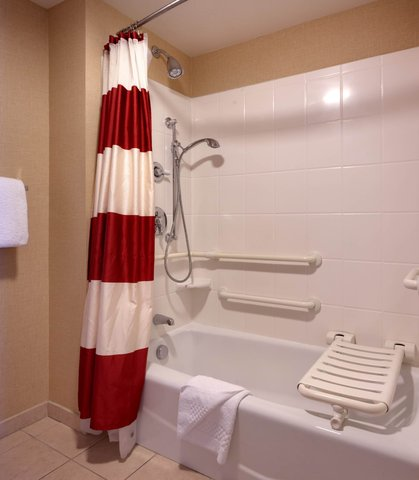 Residence Inn San Diego North/San Marcos - One-Bedroom King Suite - Bathroom  Accessible