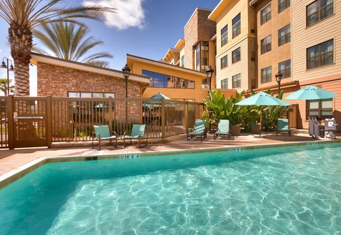 Residence Inn San Diego North/San Marcos - Outdoor Pool