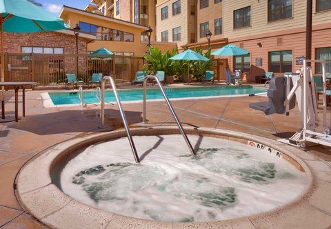 Residence Inn San Diego North/San Marcos - Outdoor Pool   Spa