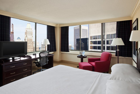 Baltimore Harbor Hotel - Guest Room