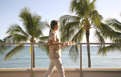 Outrigger Reef on the Beach - Outrigger Reef Waikiki Beach Resort Voyager