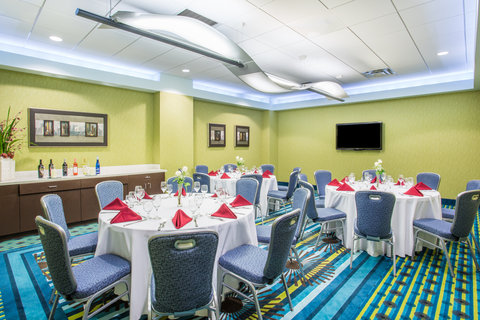 Crowne Plaza FT. LAUDERDALE AIRPORT/CRUISE - Banquet Room