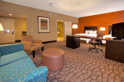 Hampton Inn Asheville-Tunnel Road - Two Queen Mobility accessible bedroom