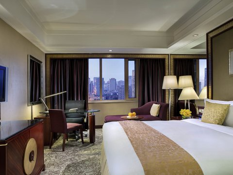 Sofitel Wanda Chengdu - Guest Room