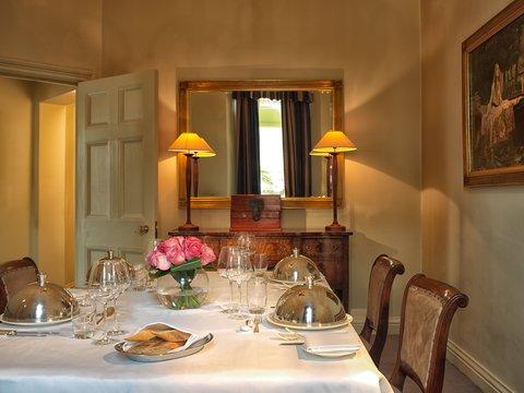 Rocco Forte Balmoral Hotel - The Balmoral - The Balmoral Suite