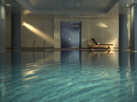 Rocco Forte Balmoral Hotel - The Balmoral - Spa Pool