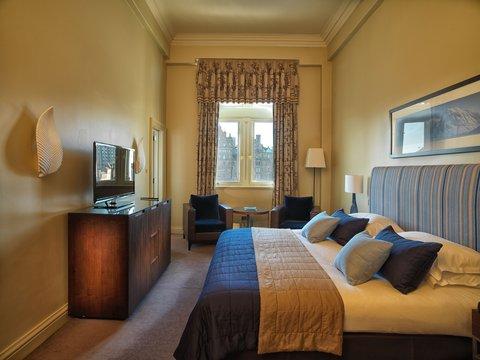 Rocco Forte Balmoral Hotel - The Balmoral - Classic Room
