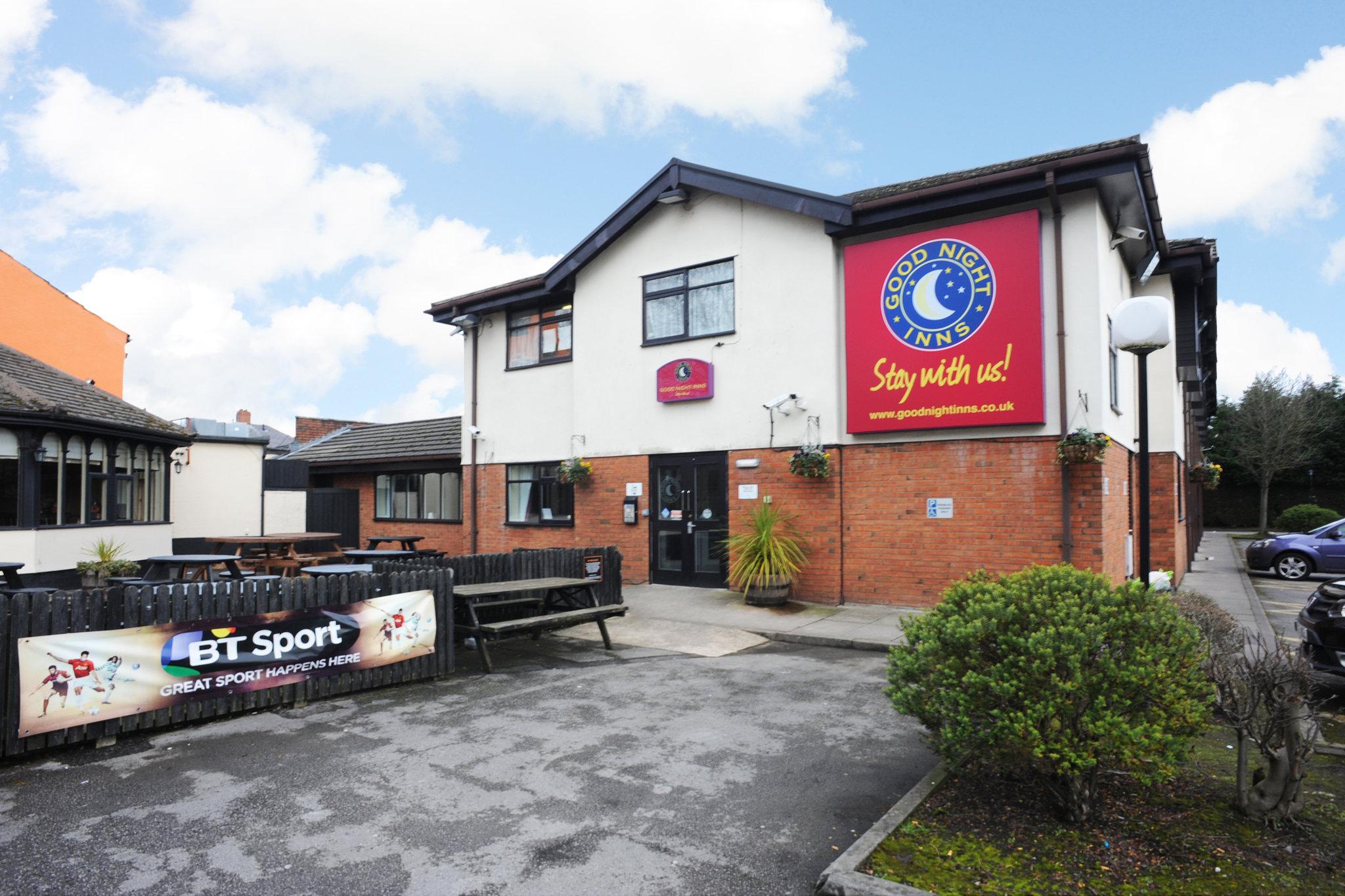 Bay Horse Hotel (Wigan)