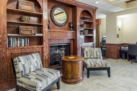 Comfort Suites North Padre Island - Lobby