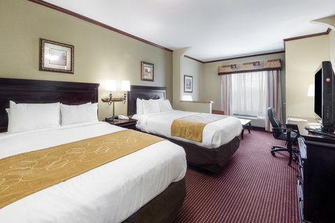 Comfort Suites North Padre Island - Guest Room