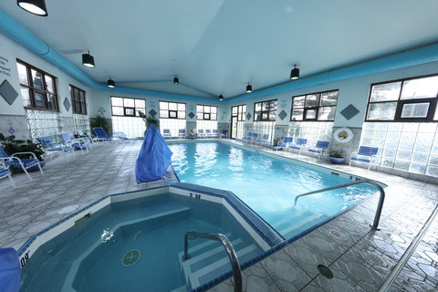 Holiday Inn Express & Suites GRAND RAPIDS AIRPORT - Swimming Pool