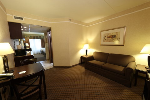 Holiday Inn Express & Suites GRAND RAPIDS AIRPORT - Double Bed Guest Room