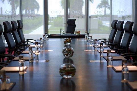 فندق كراون بلازا أبوظبي, جزيرة ياس  - Boardroom