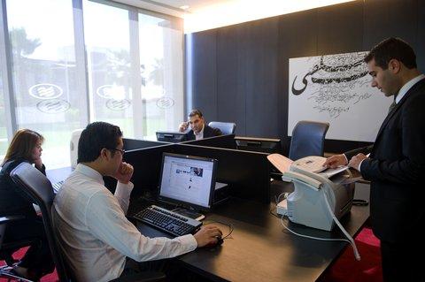 فندق كراون بلازا أبوظبي, جزيرة ياس  - Business Center