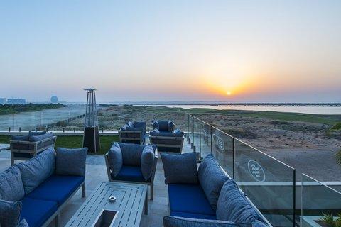 فندق كراون بلازا أبوظبي, جزيرة ياس  - Restaurant