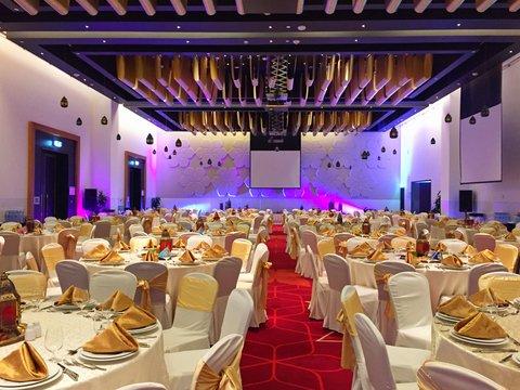 فندق كراون بلازا أبوظبي, جزيرة ياس  - Ballroom
