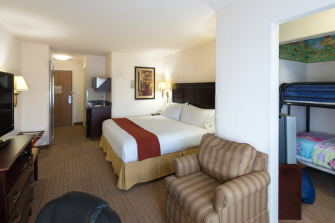 Holiday Inn Express Hotel & Suites Evanston - Guest Room