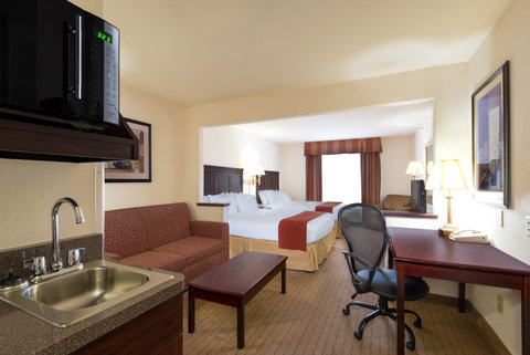 Holiday Inn Express Hotel & Suites Evanston - Suite