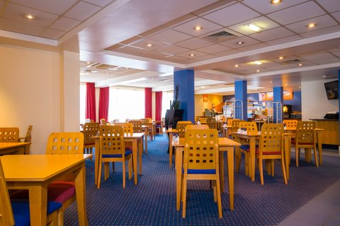 Holiday Inn Express Aberdeen City Centre - A quick bite or a leisurely breakfast  your choice