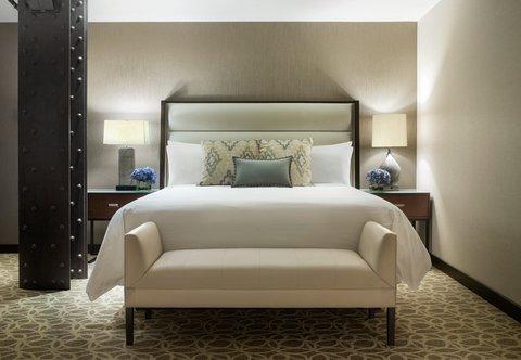 JW Marriott Houston Downtown - Deluxe Guest Room